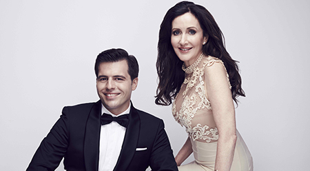 Two Heavenly Voices One Magical Evening Marina Prior Mark Vincent