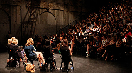 WITS Think Tank 2016 at Carriageworks - photo by Julia Dray