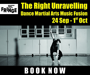 Zac-Jones-The-Right-Unravelling-Melbourne-Fringe-2016-with-MFL