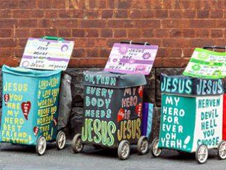 CoM Desmond Hynes The Jesus Trolley