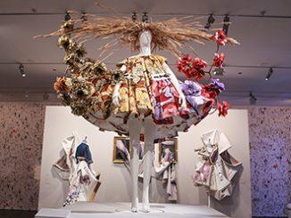 NGV Viktor&Rolf Fashion Artists install view