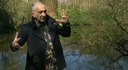 Sir Tony Robinson Tales from Fat Tulips Garden documentary