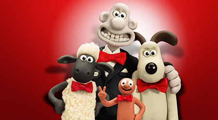 ACMI Aardman 40th Anniversary Still