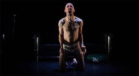 Anti-Hamlet Mark Wilson - photo by Sarah Walker