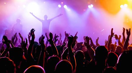 Live music concert generic