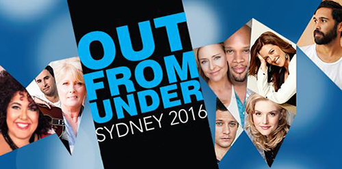 Out From Under Seymour Centre 2016