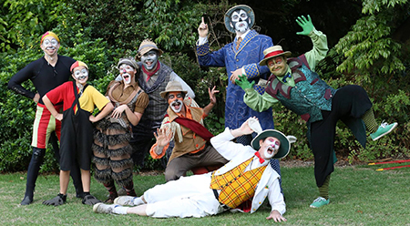 Australian Shakespeare Company The Wind in the Willows Melbourne 2016