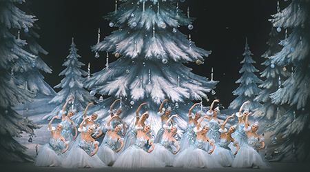 St Petersburg Ballet, The Nutcracker - photo by V. Zenzinov