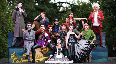 Twelfth Night - courtesy of Australian Shakespeare Company