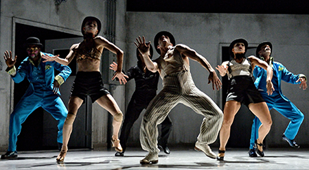 Adelaide Festival Betroffenheit - photo by Michael Slobodian