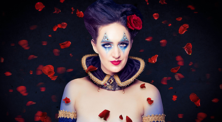 Adelaide Fringe Anya Anastasia - photo by Gee Greenslade