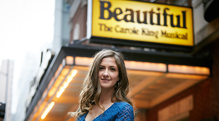 Beautiful The Carole King Musical Esther Hannaford - photo by Nathan Johnson