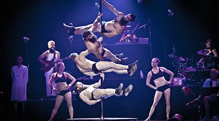 Cirque Alfonse Barbu