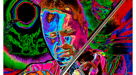 Nigel Kennedy plays Hendrix