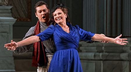 Opera Australia TOSCA - photo by Prudence Upton