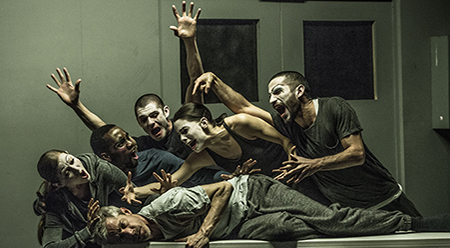 PIAF Betroffenheit - photo by Wendy D