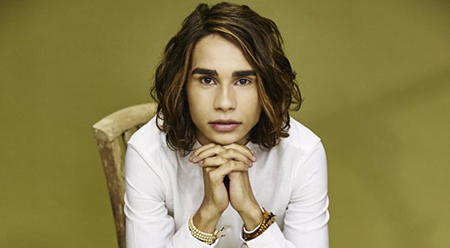 Isaiah Firebrace © Sony Music Entertainment #SBSEurovision
