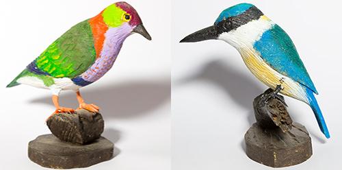 Ted Barraclough Birdman