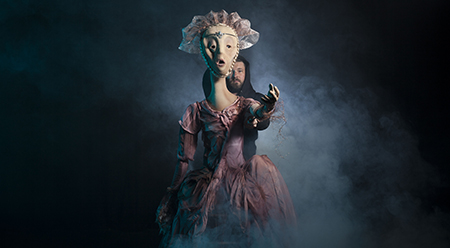 Victorian Opera The Sleeping Beauty - photo by © Charlie Kinross