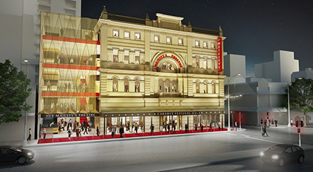 HMT_Grote Street View_Architects Render_Cox Architecture