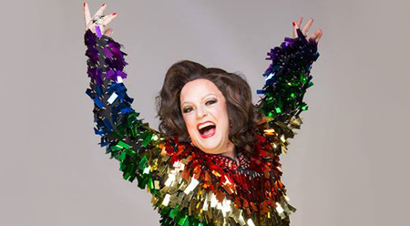 Melbourne Cabaret Festival Dolly Diamond editorial AAR