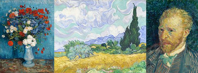 NGV Van Gogh and the Seasons