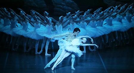 Shanghai Ballet Swan Lake