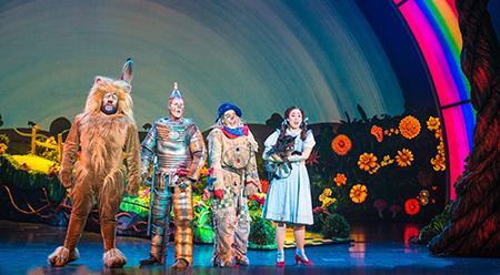 The Wizard of Oz - photo by Daniel A Swalec
