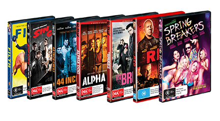 War on Everything Gangsta DVD Prize Pack