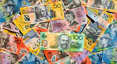 AAR Australian Money Notes 450