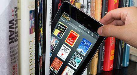 Books versus eReaders