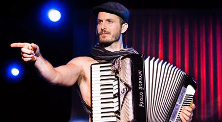 TBC Ben Noir A French Cabaret