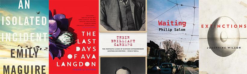 2017 Miles Franklin Literary Award shortlisted books