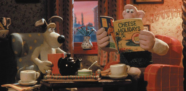 Wallace and Gromit were first introduced in the 1989 film A Grand Day Out - Aardman Animations