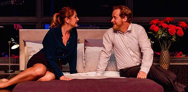 DTC I Love You Now Jeanette Cronin Paul Gleeson - photo by Robert Catto