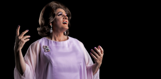 MCF Queen of Broadway - The Ethel Merman Story Jon Jackson
