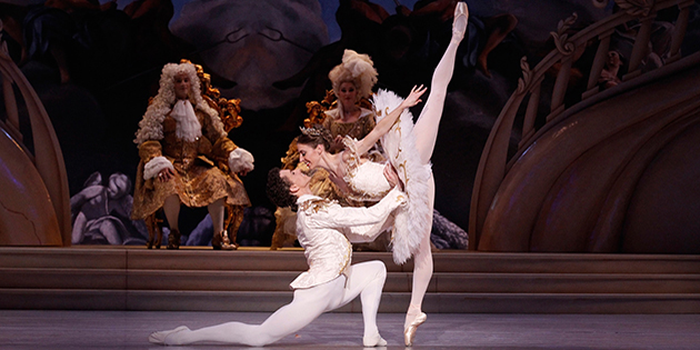 TAB The Sleeping Beauty 2015 Lana Jones Kevin Jackson - photo by Daniel Boud AAR