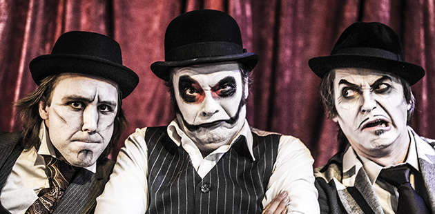 The Tiger Lillies - photo by photo-graphic-art.at