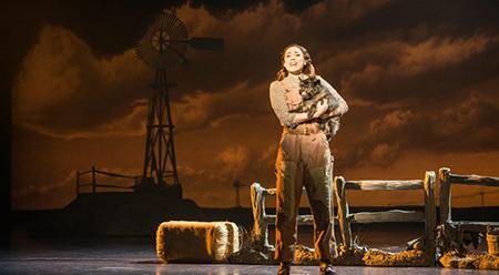 The Wizard of Oz Sarah Lasko North American Tour
