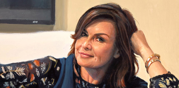Peter Smeeth Lisa Wilkinson AM