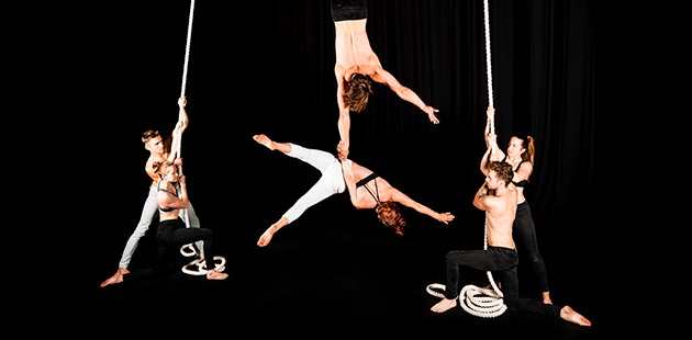 Gasworks One Fell Swoop Circus - photo by Aaron Walker Photography
