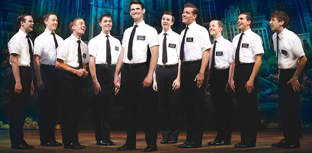 HA The Book of Mormon - photo by Jeff Busby