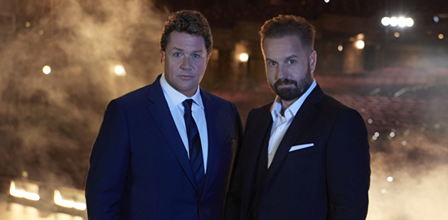 Live Nation Together Michael Ball and Alfie Boe