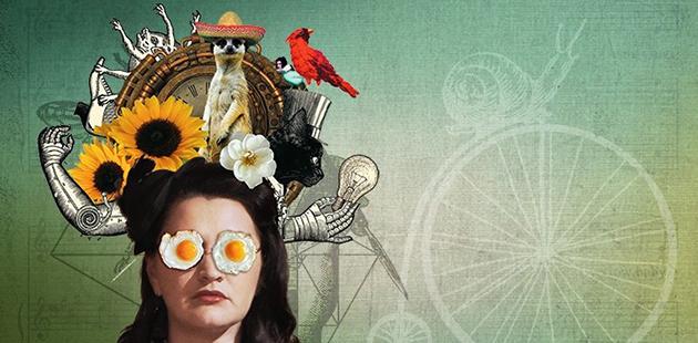 Sydney Fringe Comedy Menagerie Josipa Draisma