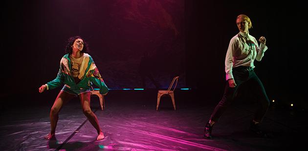 Theatre Works Frankenstein - photo by Sarah Walker