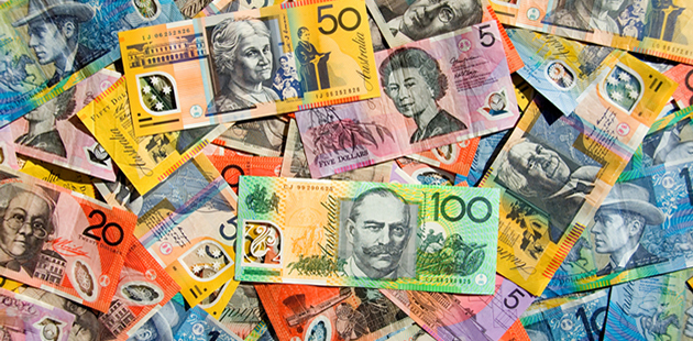 AAR Australian Money Notes 630