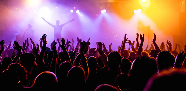 AMV Live music concert