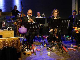 Adam Simmons Creative Ensemble