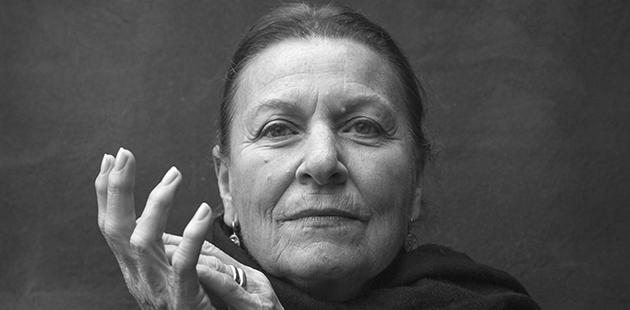 BIFB Martin Kantor Portrait Prize Elli Bardas, Vicki Vidor OAM (detail)