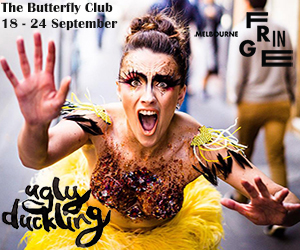 Karla Hillam Ugly Duckling The Butterfly Club